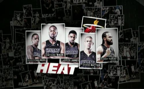 NBA Playoffs 2012 / East / Semifinals / Game 4 / 20.05.2012/ Miami Heat vs Indiana Pacers