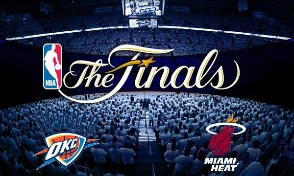 Видео повтор / NBA Playoffs 2012 / The Finals / Game 3 / 17.06.2012 / Miami Heat - Oklahoma City Thunder